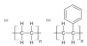 Chemical structure of a
