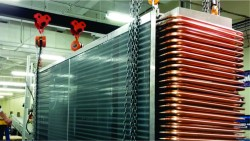 Wrap-Around Heat Pipe Heat Exchangers