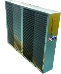 Heat Pipe Heat Exchanger: Air-to-Air Heat Exchanger | ACT