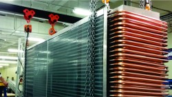 Wrap-Around Heat pipe Heat Exchanger
