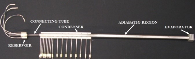 Alkali Metal Diode Heat Pipe for Venus Lander Thermal Control.