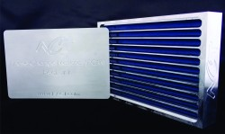 Phase Change Material (PCM) Heat Sink Sample