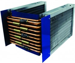 Wrap Around Heat Pipe with thermal passive valves