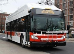 Figure 2. CATA's busses are powered by natural gas