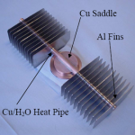 Components of Heat Pipe