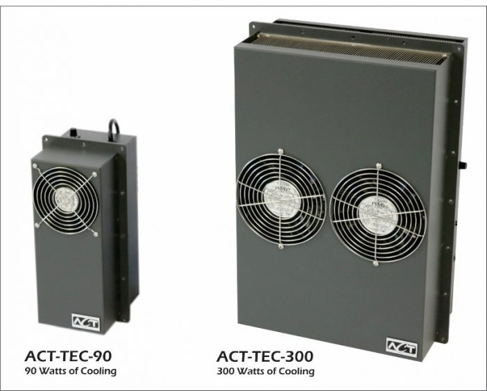 ACT-TEC Thermoelectric Enclosure Coolers