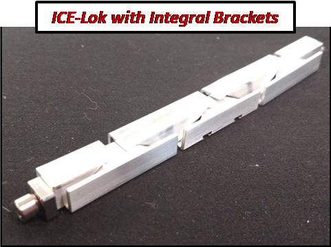 Figure 2 The ICE-Lok™ Card Retainer by Advanced Cooling Technologies, Inc.