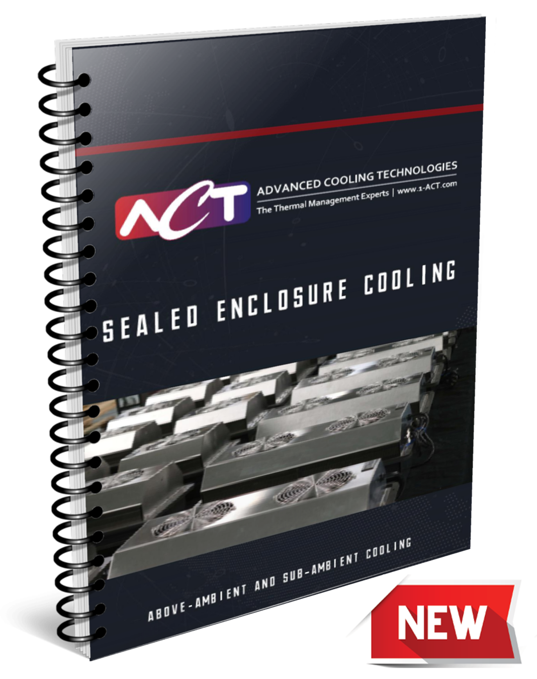 Sealed Enclosure Cooling Product Brochure