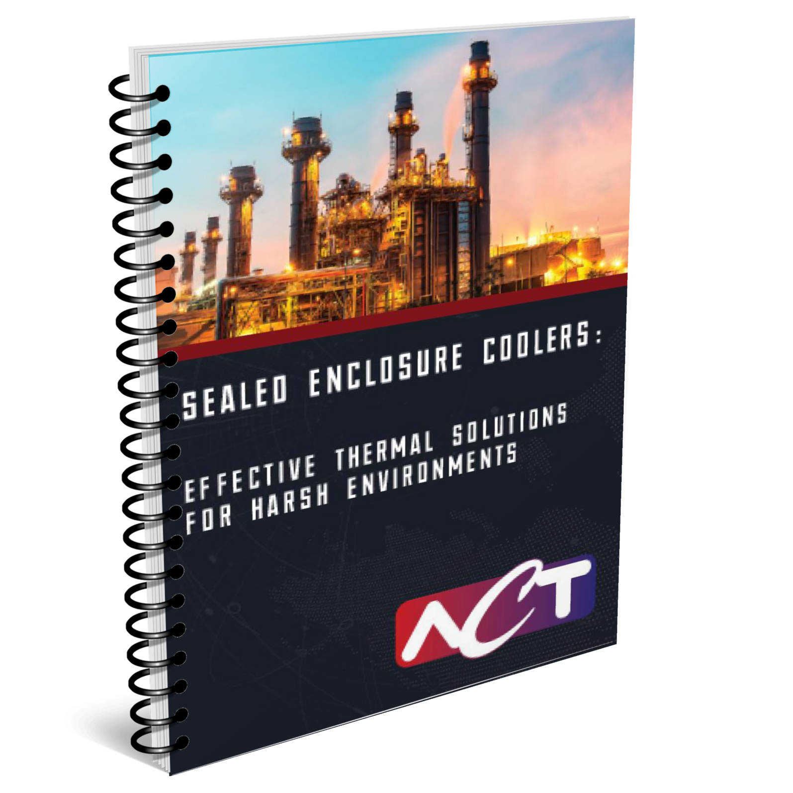 Sealed Enclosure Coolers: Effective Thermal Solutions for Harsh Environments eBook