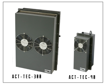 Thermoelectric Sealed Enclosure Coolers