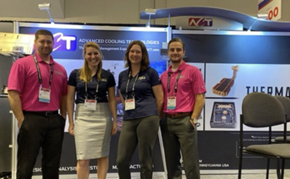 ACT attends Photonics trade show