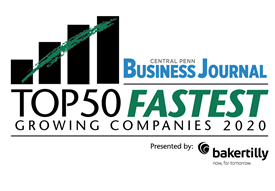 ACT nominated as one of the Top 50 fastest growing companies in the Central Pennsylvania area!