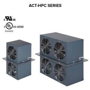 Above Ambient Heat Pipe Coolers