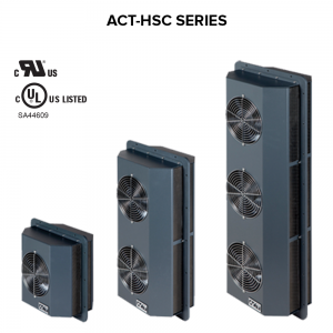 Above Ambient Heat Sink Coolers