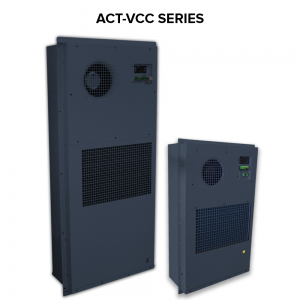 Below Ambient Vapor Compression Air Conditioners