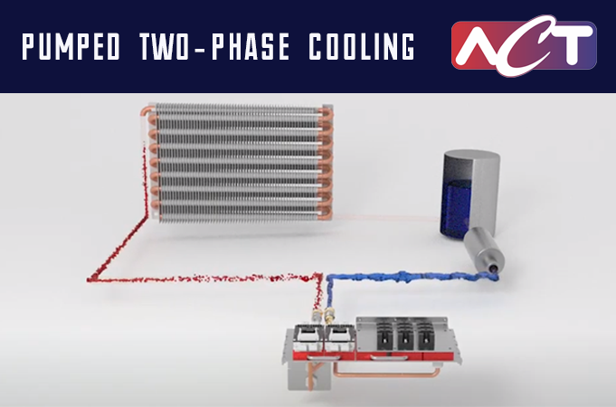 Pumped Two-Phase Cooling Video