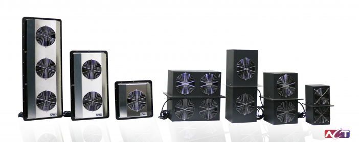 ACT's Above Ambient Sealed Enclosure Cooling Products- Online Ordering