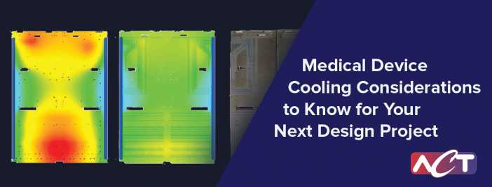Medical device cooling considerations to know for your next design project