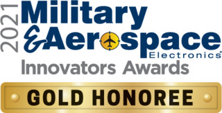 ACT's Space Water Copper Heat Pipes achieve a Gold Honoree 2021 Gold Honoree award from Military and Aerospace Electronics.