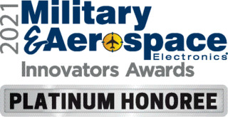 ACT's ICE-LOK System achieved a Platinum Honoree 2021 Innovator award from Military and Aerospace Electronics.
